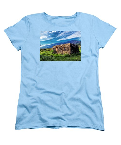 Hana Church 6 Women's T-Shirt (Standard Cut) by Dawn Eshelman