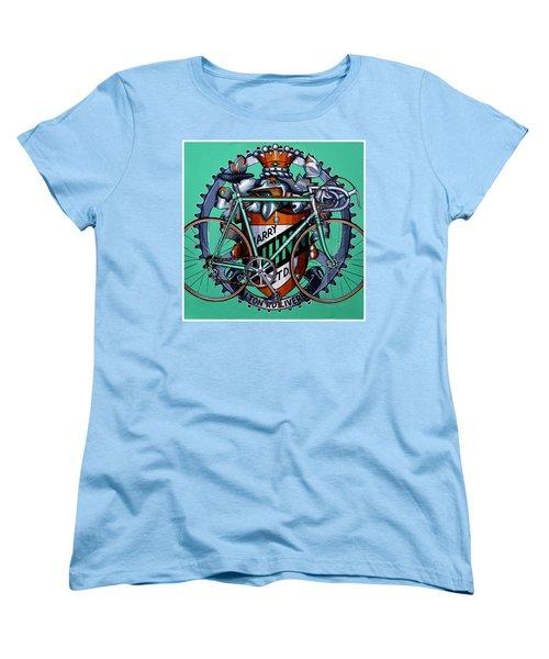 Harry Quinn Women's T-Shirt (Standard Cut) by Mark Jones