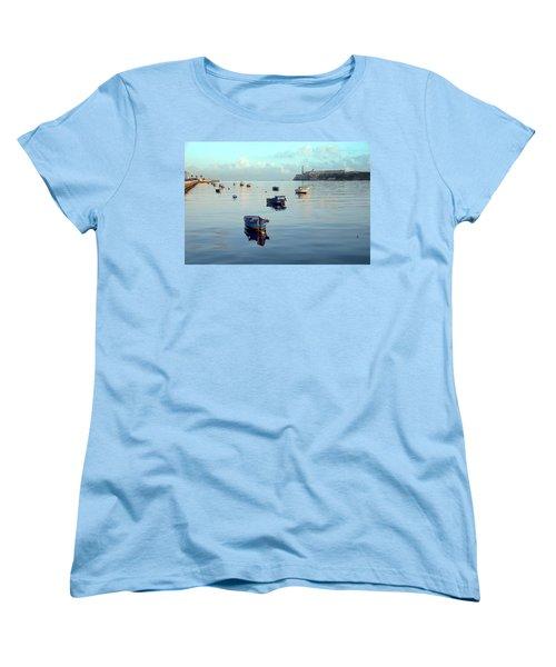Havana Maritime 2 Women's T-Shirt (Standard Cut)