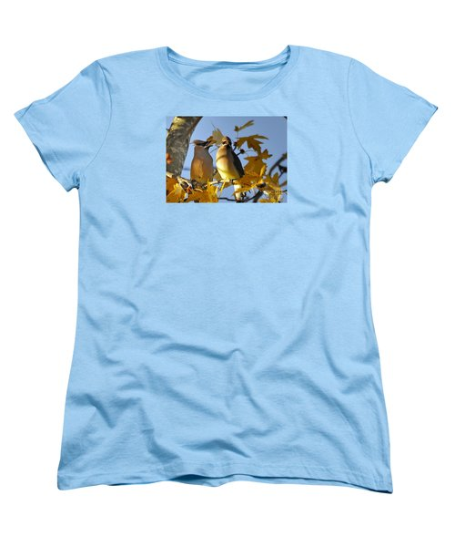 It Is Now Or Never Women's T-Shirt (Standard Cut) by Nava Thompson