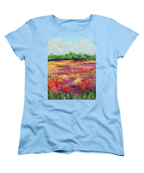 Heaven's Breath Women's T-Shirt (Standard Cut) by Meaghan Troup