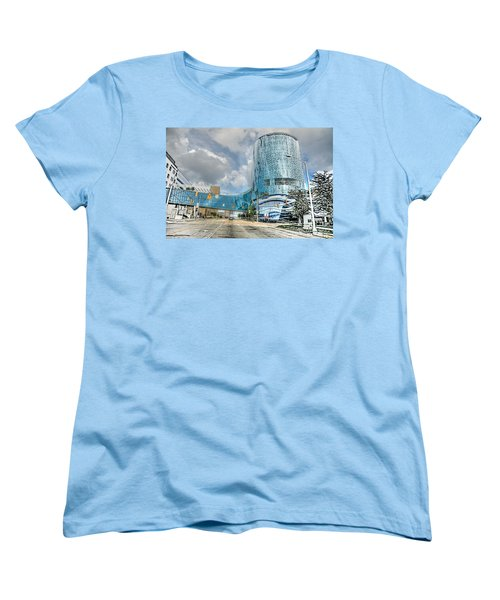 Women's T-Shirt (Standard Cut) featuring the photograph Helen Devos Hospital by Robert Pearson