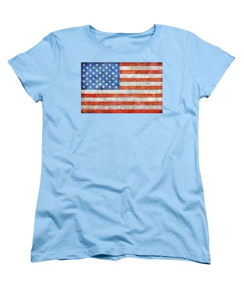 Homeland Women's T-Shirt (Standard Cut) by Michelle Calkins