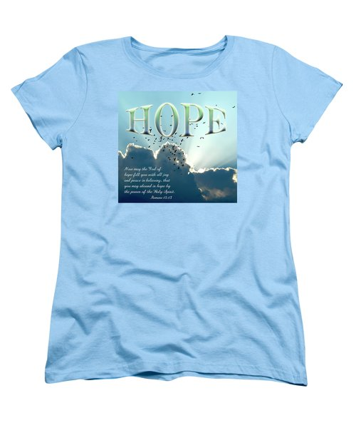 Hope Women's T-Shirt (Standard Cut)