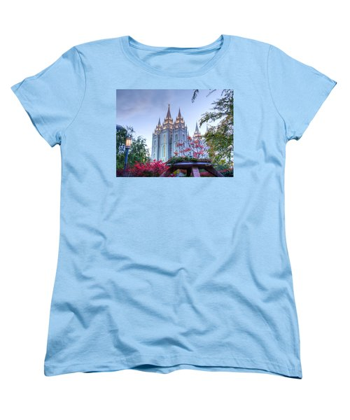 House Of The Lord Women's T-Shirt (Standard Cut) by Dustin  LeFevre