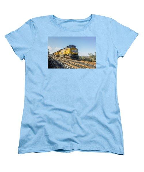 Hp 8717 Women's T-Shirt (Standard Cut) by Jim Thompson