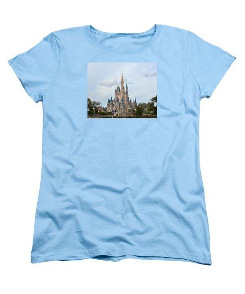 I Believe In Magic Women's T-Shirt (Standard Cut) by Carol  Bradley
