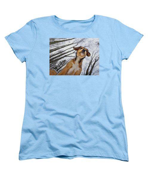 I Wish I Could Fly Women's T-Shirt (Standard Fit)