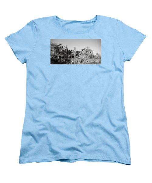 Women's T-Shirt (Standard Cut) featuring the photograph I'm Not What I Used To Be by Carol Lynn Coronios
