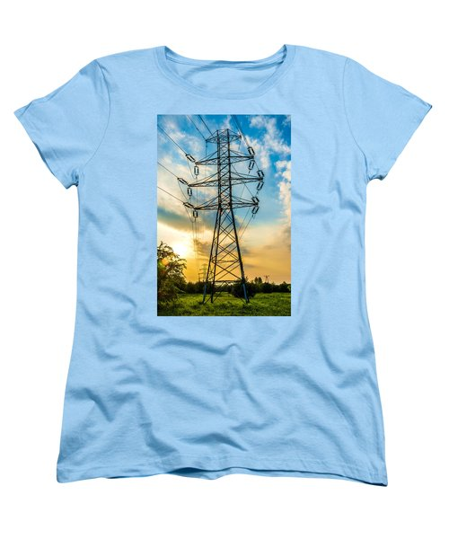 In Chains Women's T-Shirt (Standard Cut) by Tgchan