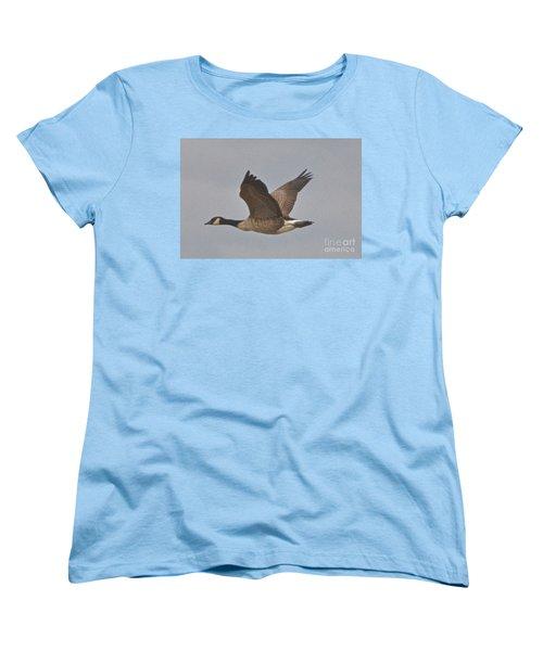 In Flight Women's T-Shirt (Standard Cut) by William Norton
