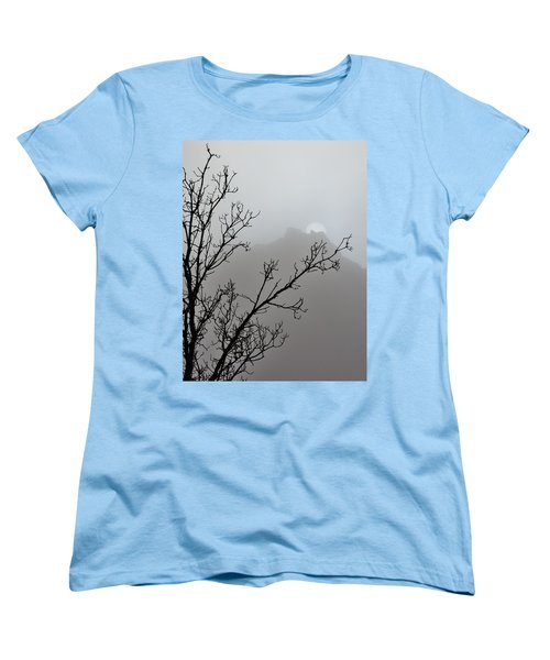 In The Silence Women's T-Shirt (Standard Cut) by Diane Alexander