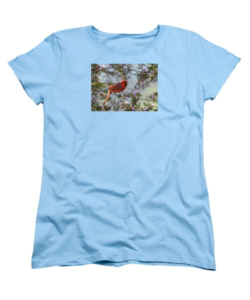 Women's T-Shirt (Standard Cut) featuring the photograph In The Spring by Nava Thompson