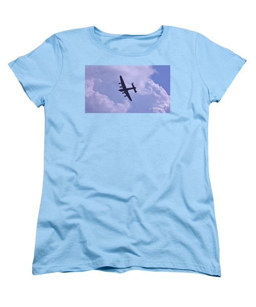 Women's T-Shirt (Standard Cut) featuring the photograph In To The Clouds by John Williams