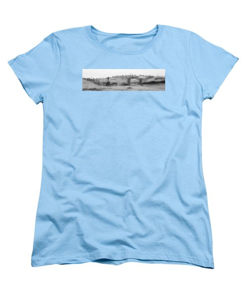 Inis Oirr Cemetery Women's T-Shirt (Standard Cut) by Tara Potts