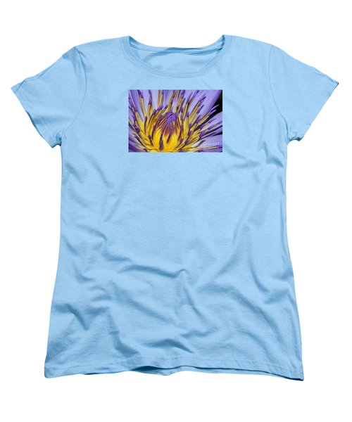 Women's T-Shirt (Standard Cut) featuring the photograph Inner Sanctum by Judy Whitton