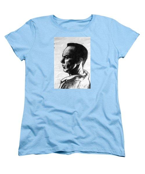 Michael Keaton Women's T-Shirt (Standard Cut) by Salman Ravish