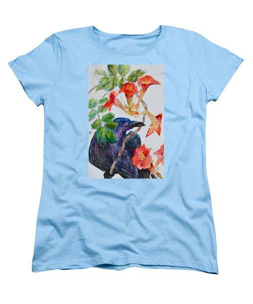 Intent Women's T-Shirt (Standard Cut) by Beverley Harper Tinsley