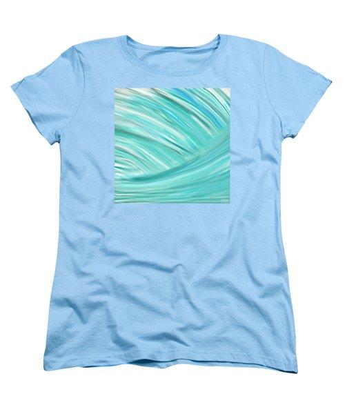 Island Time Women's T-Shirt (Standard Cut) by Lourry Legarde