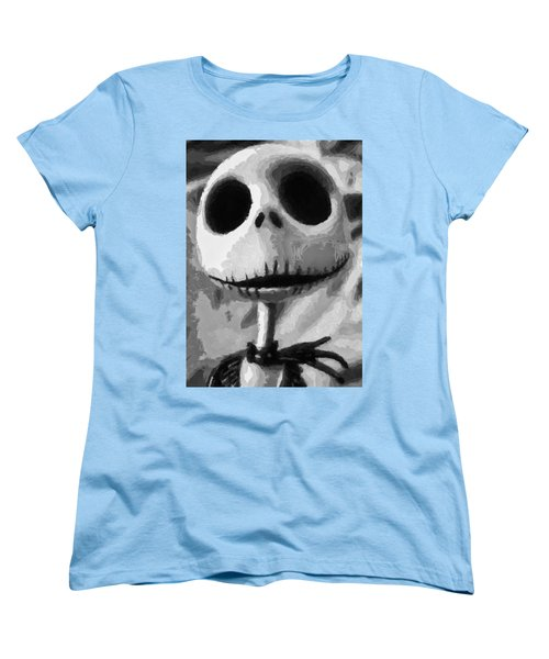 Jack Women's T-Shirt (Standard Cut) by Joe Misrasi