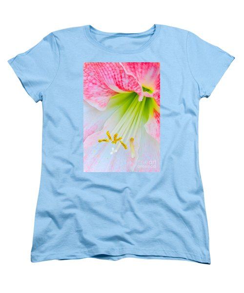 Joy Women's T-Shirt (Standard Cut) by David Lawson
