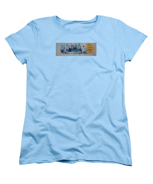 Just Another Day In New York City Women's T-Shirt (Standard Cut)