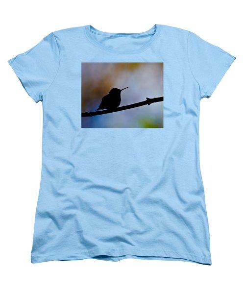 Women's T-Shirt (Standard Cut) featuring the photograph Just Chillin by Robert L Jackson