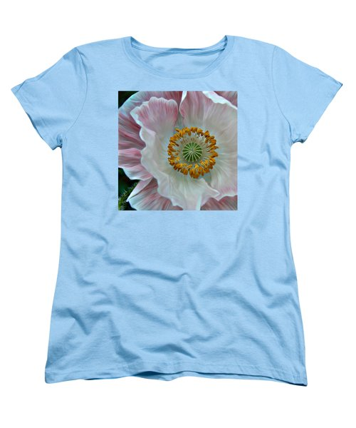 Women's T-Shirt (Standard Cut) featuring the photograph Just Opened by Barbara St Jean