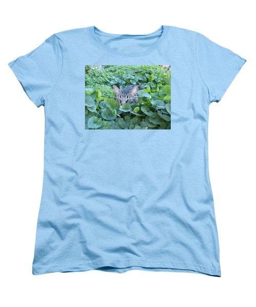 Keeping An Eye On You Women's T-Shirt (Standard Cut) by David S Reynolds