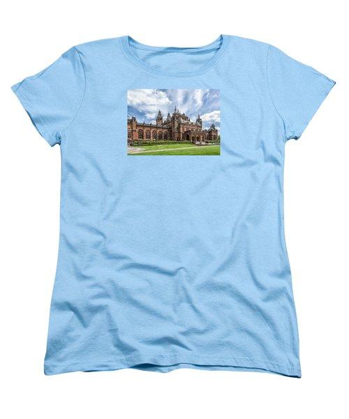 Kelvingrove Art Gallery And Museum Women's T-Shirt (Standard Cut) by Alan Toepfer