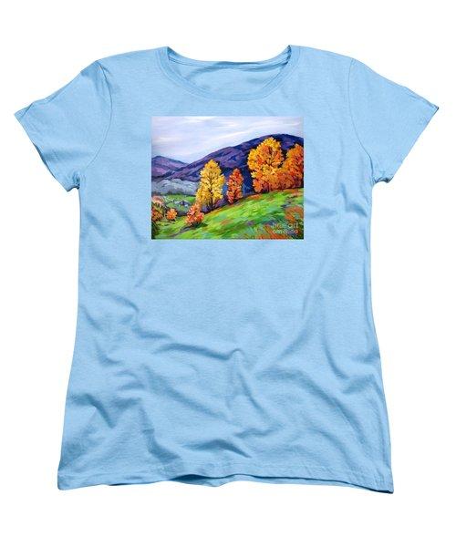 Kentucky Hillside Women's T-Shirt (Standard Cut)