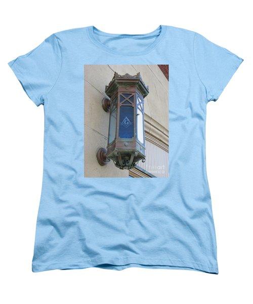 Lantern Of Secrets Women's T-Shirt (Standard Cut) by Michael Krek