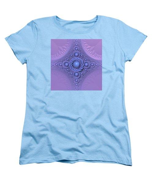 Lavender Beauty Women's T-Shirt (Standard Cut) by Lyle Hatch