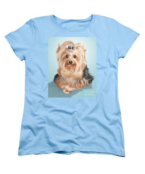 Leetl Luloo Zazu  Women's T-Shirt (Standard Cut) by Catia Cho