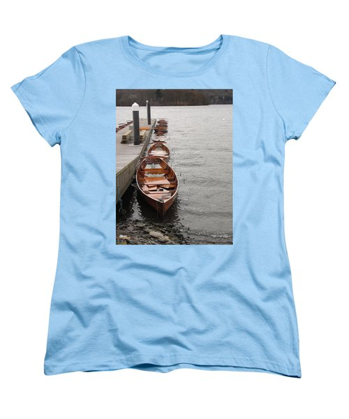 Women's T-Shirt (Standard Cut) featuring the photograph Let's Ride by Tiffany Erdman