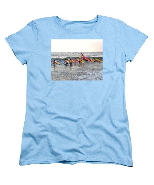 Lifeguard Competition Women's T-Shirt (Standard Cut)