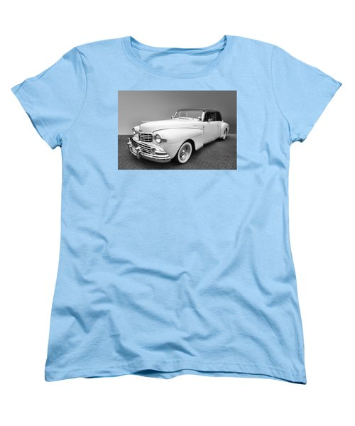 Women's T-Shirt (Standard Cut) featuring the photograph Lincoln Continental by Kristin Elmquist