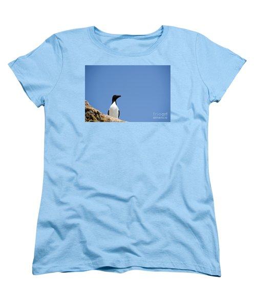 Look At Me Women's T-Shirt (Standard Cut) by Anne Gilbert