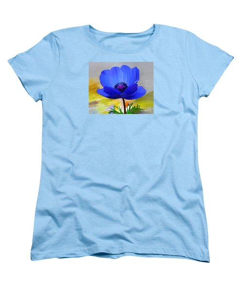 Women's T-Shirt (Standard Cut) featuring the painting Lord Lieutenant by Patricia Griffin Brett
