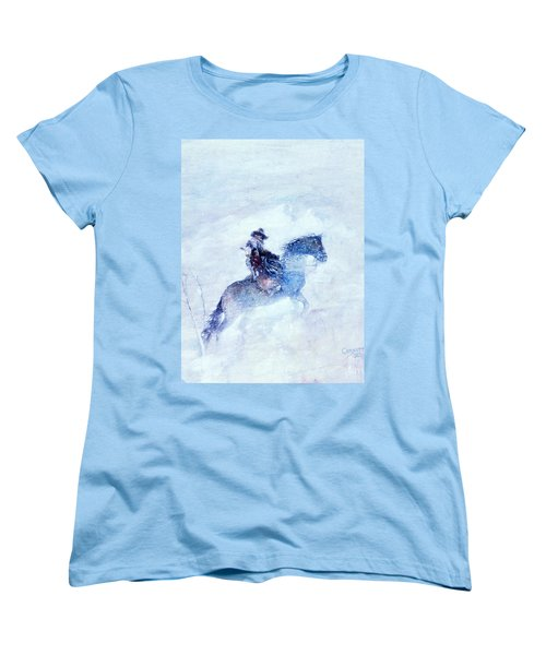 Lost And Found Women's T-Shirt (Standard Cut) by Rob Corsetti