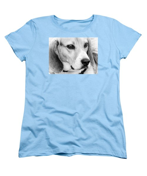 Women's T-Shirt (Standard Cut) featuring the photograph Lost In Thought by Erika Weber