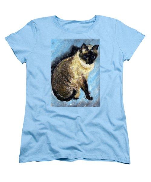 Lovey Women's T-Shirt (Standard Cut) by Jamie Frier
