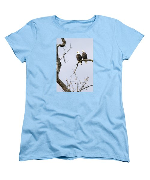 Majestic Beauty 1 Women's T-Shirt (Standard Cut) by David Lester