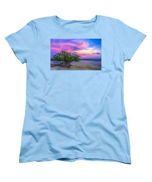 Mangrove By The Bay Women's T-Shirt (Standard Cut) by Marvin Spates