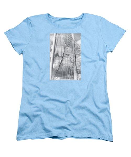 Margaret Hunt Hill Bridge Women's T-Shirt (Standard Cut)