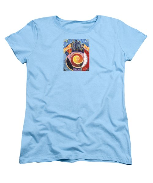 May You Always Find Your Way Women's T-Shirt (Standard Cut) by Helena Tiainen