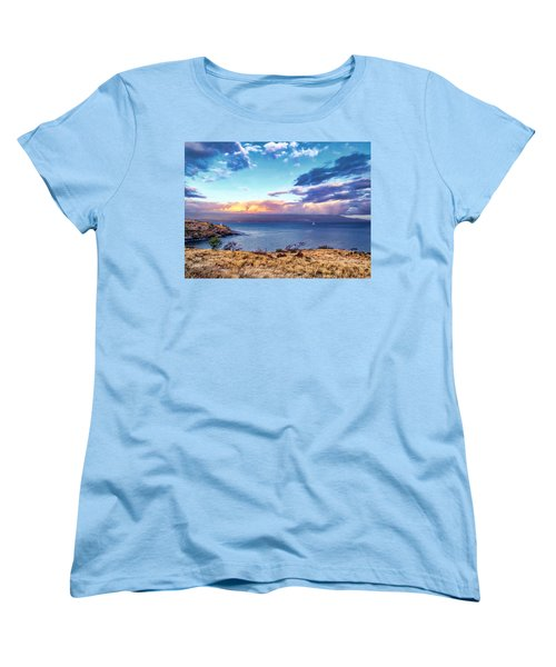 Mcgregor Point 1 Women's T-Shirt (Standard Cut) by Dawn Eshelman