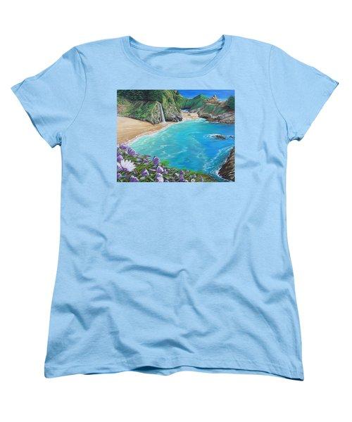 Mcway Falls Women's T-Shirt (Standard Cut)