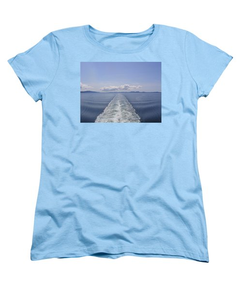 Women's T-Shirt (Standard Cut) featuring the photograph Memories by Brian Williamson