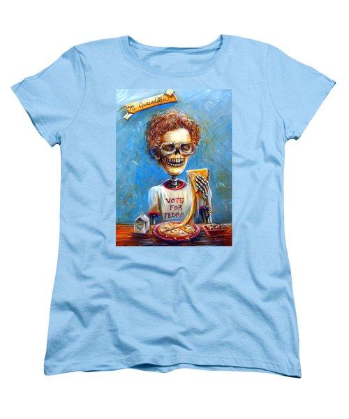 Mi Quesadilla Women's T-Shirt (Standard Cut)
